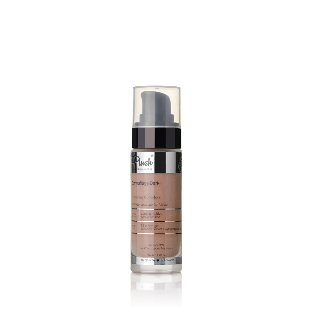 Dark Camouflage Full Coverage Foundation