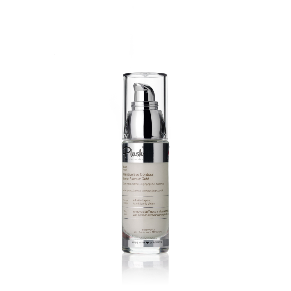 Intensive eye contour with fresh lime extract oligopeptide and placenta
