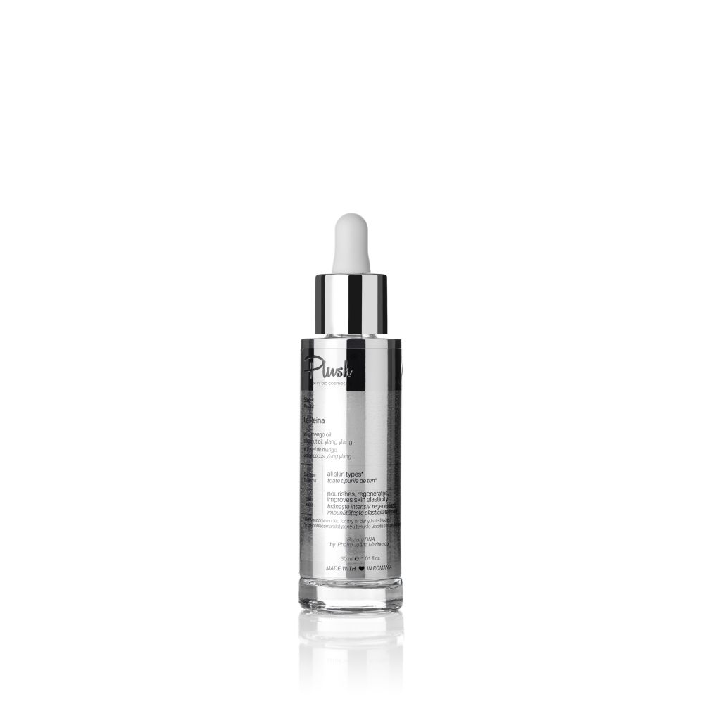 La Reina - oil for intensive skin nourishment